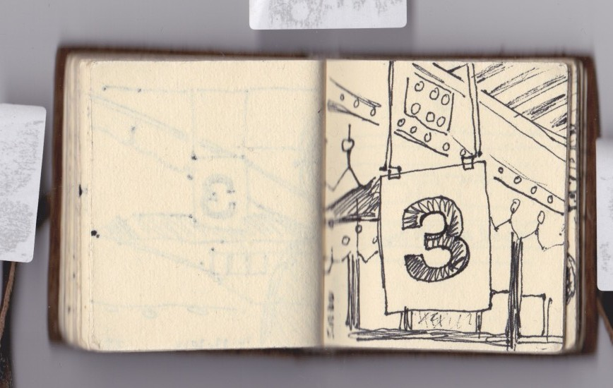 platfome 3 small sketchbook
